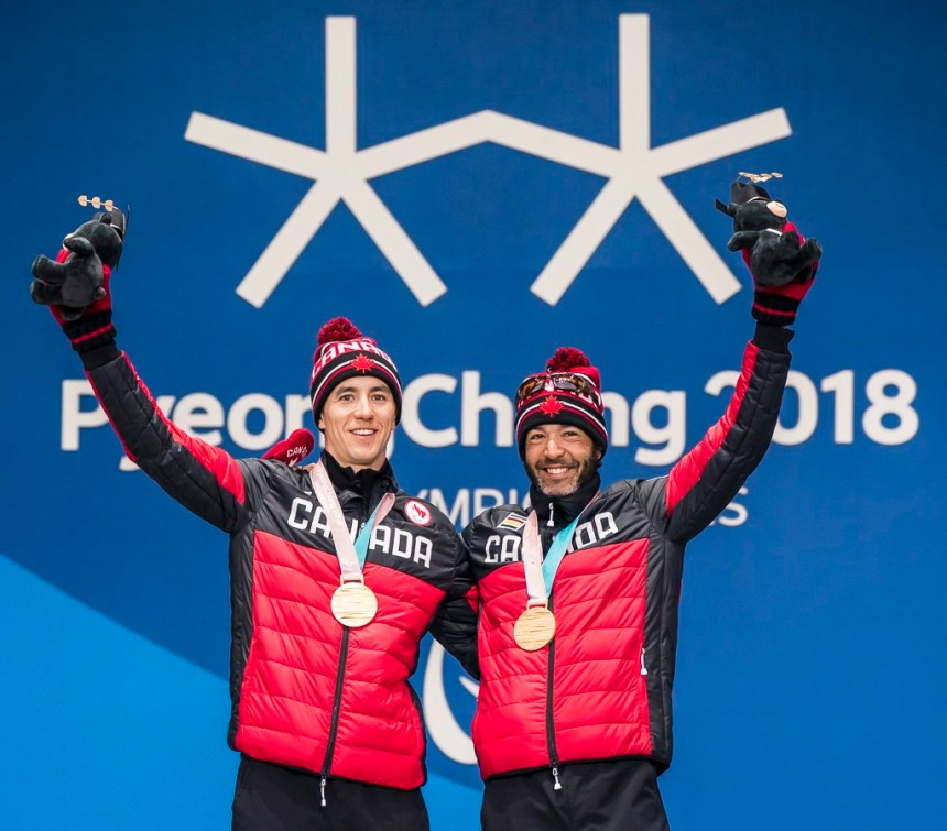 Jeux paralympiques: six médailles de plus pour le Canada