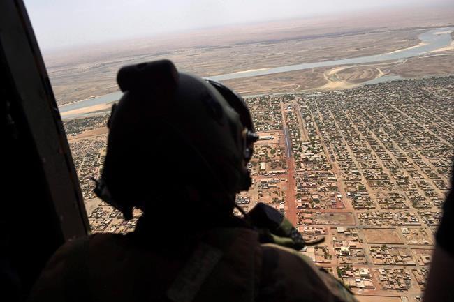 Le Canada enverra un contingents de femmes au Mali