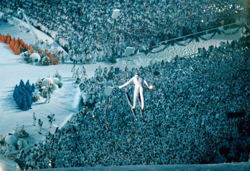 Lillehammer tentée par les Jeux d'hiver