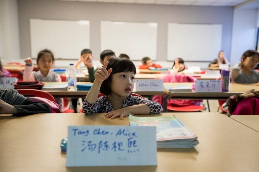 Le mandarin enseigné depuis 35 ans dans Saint-Laurent