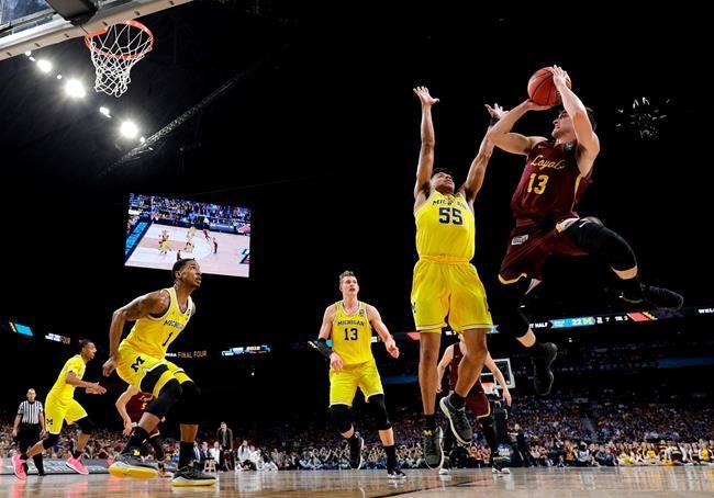 Les Wolverines passent en finale de la NCAA