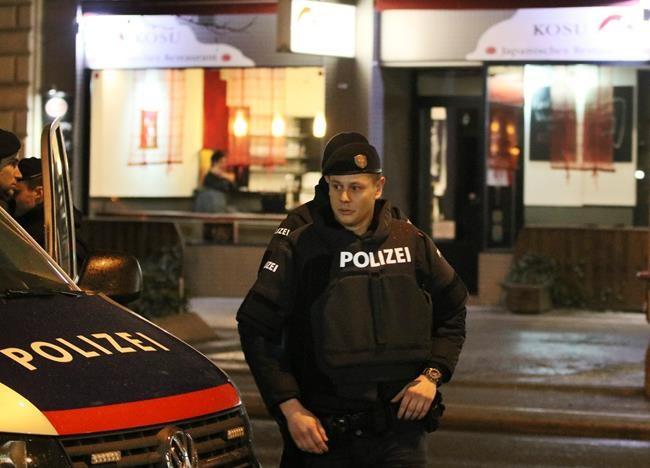 Plusieurs blessés par arme blanche à Vienne