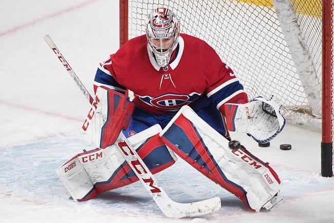 Le Canadien commencera la saison à Toronto