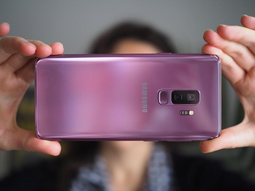 Un Samsung Galaxy S9 Plus sans fausses notes