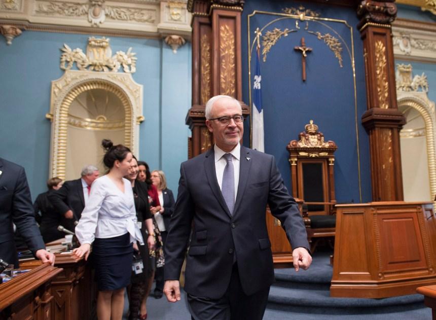 Québec s'attarde aux PME dans le budget