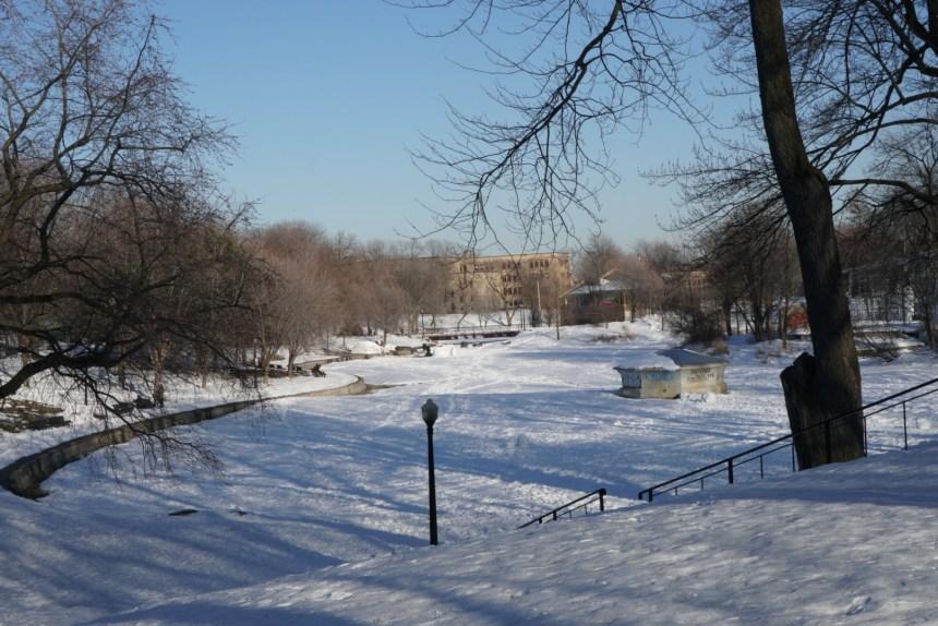 Vers un nouveau parc La Fontaine