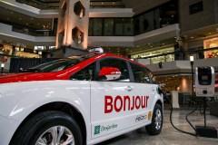 Électrification des taxis: «On recule», constate une entreprise