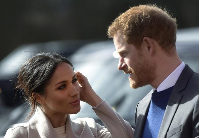 Plus de 100 000 touristes attendus pour le mariage de Harry et Meghan