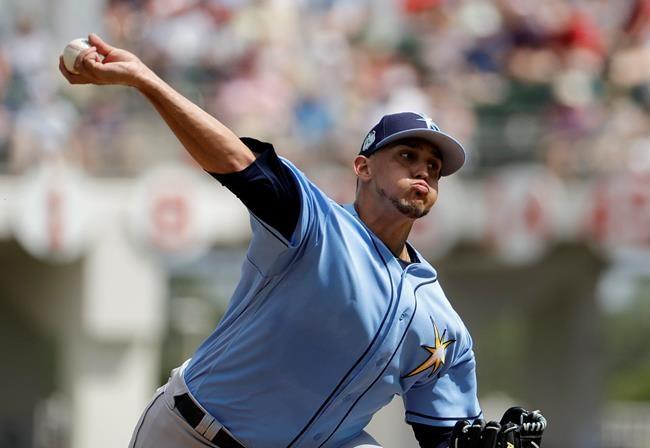 Rays: Jose De Leon se déchire un ligament