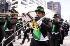 Photos: Le défilé de la Saint-Patrick