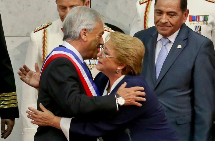 Chili: Gauche, droite, gauche, droite