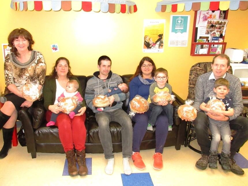 Les Pitchou: un 21e coup de pain pour une «2e famille»