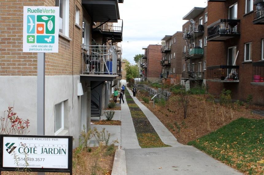 Plus de ruelles vertes à Ahuntsic-Cartierville
