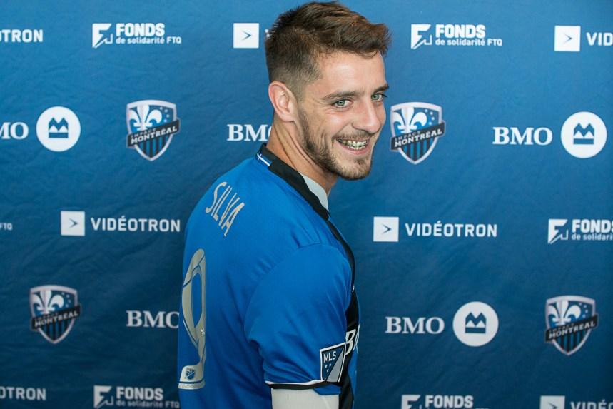 Soccer: L'Impact complète le transfert de Silva