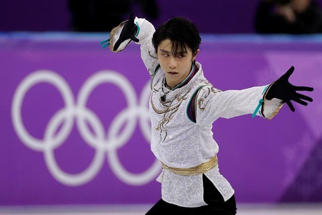 Hanyu ratera les Mondiaux de patinage artistique