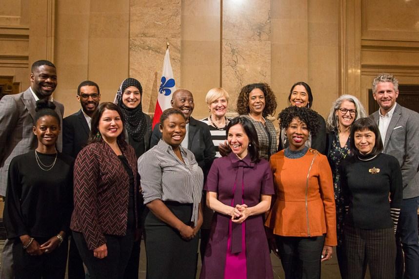 Montréal crée une table sur la diversité