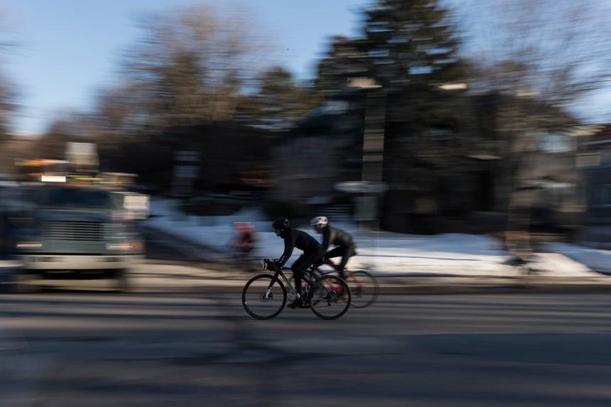 Davantage de cyclistes à Outremont