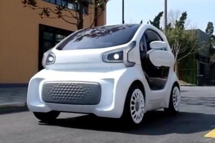 Les premières voitures imprimées en 3D seront commercialisées fin 2019