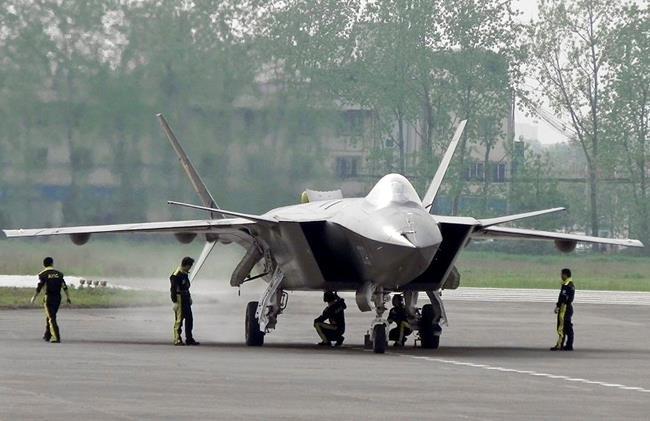 La Chine cherche aussi des armes sophistiquées
