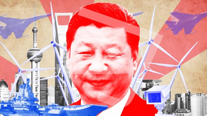 L'empereur Xi Jinping