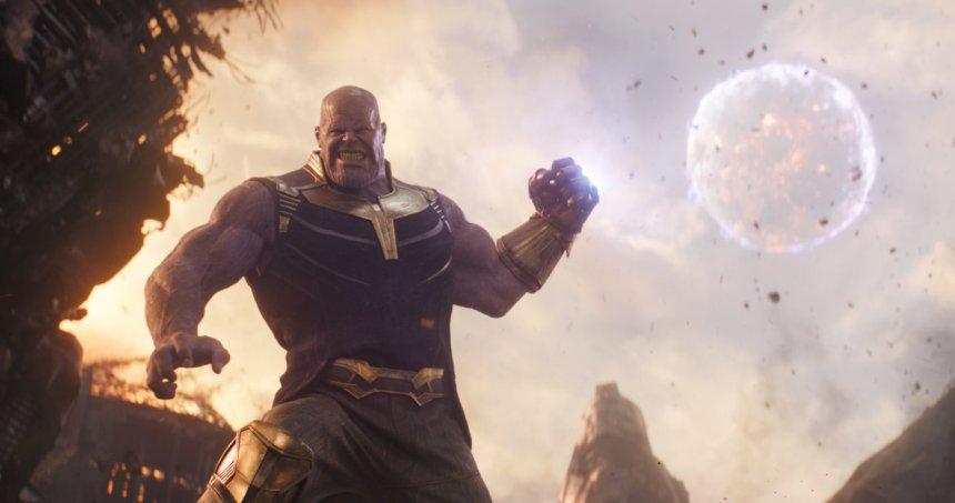 Avengers: Une guerre d'une dimension cosmique