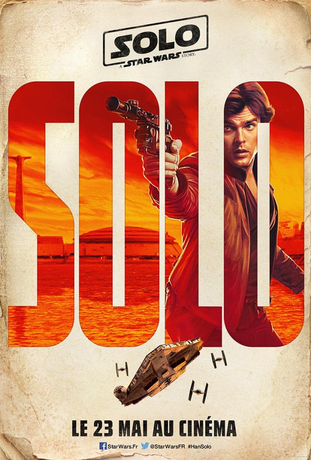 «Solo: A Star Wars Story» sera présenté à Cannes