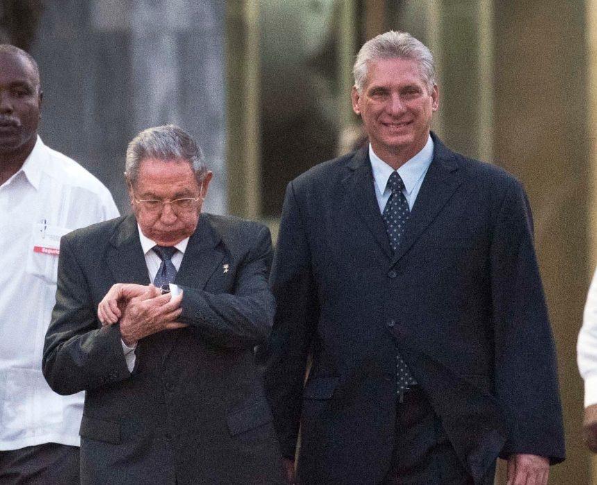 Miguel Diaz-Canel désigné prochain président de Cuba
