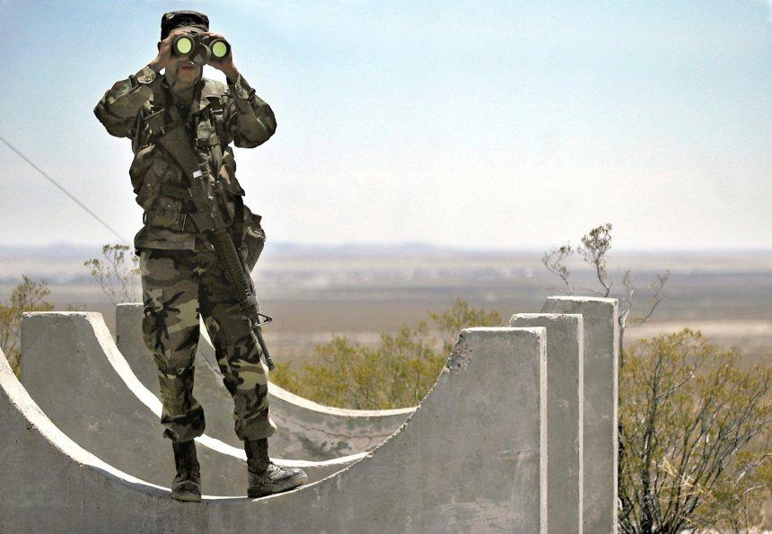 Trump dépêche la Garde nationale à la frontière mexicaine