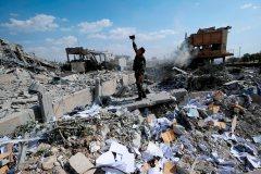 2018: l'année la moins meurtrière du conflit syrien avec près de 20 000 morts