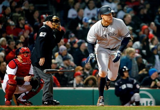 Les Yankees valent environ quatre milliards $