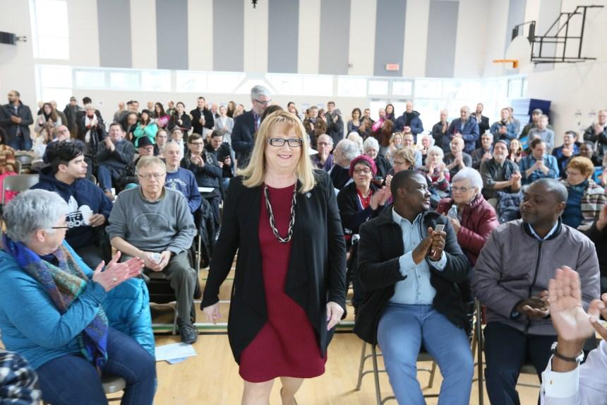 Élections provinciales: Carole Poirier sera de nouveau candidate