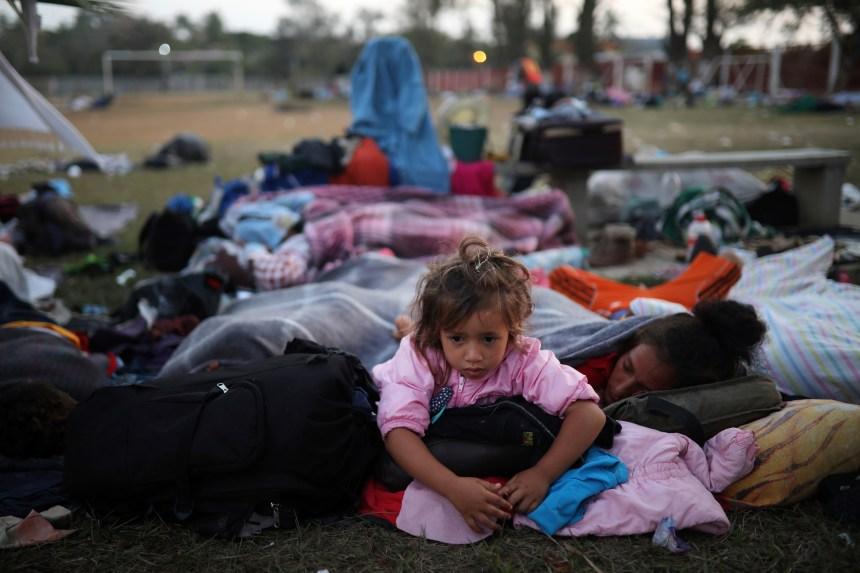 Caravane de migrants au Mexique: Trump veut envoyer l'armée
