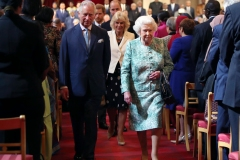 Timbre sur les 65 ans de règne d'Elizabeth II