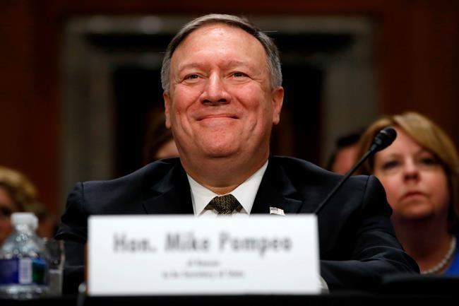 Pompeo hausse le ton face à l'Iran