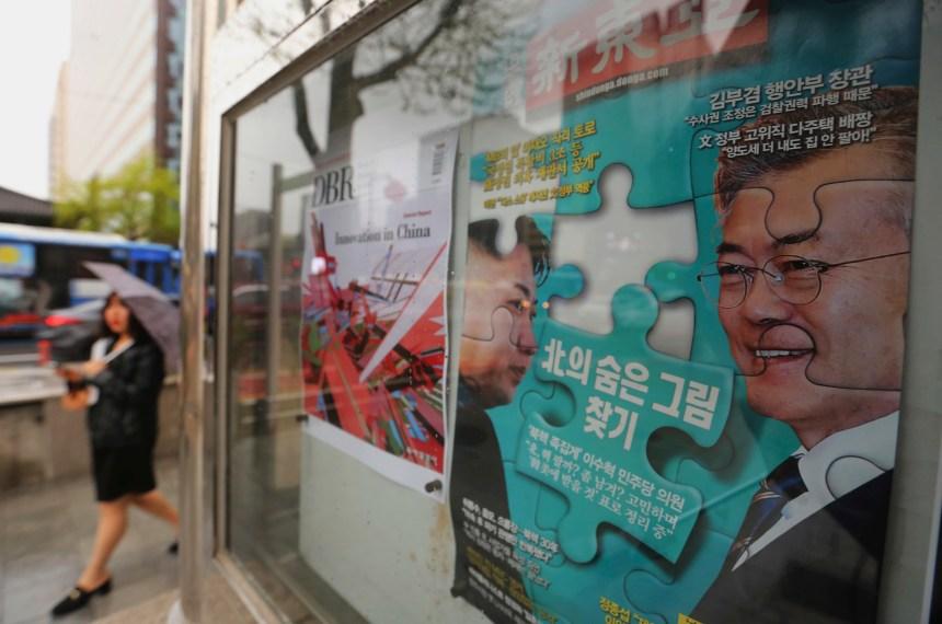 La Corée du Sud interrompt sa propagande à la frontière