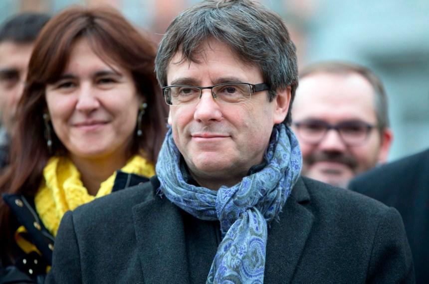 Retrait des mandats d'arrêt internationaux contre Puigdemont et d'autres dirigeants catalans