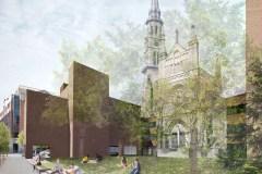 Montréal veut plus d'espaces verts dans son centre-ville