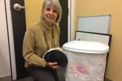 «Osez le donner» pour la Fondation du cancer du sein du Québec