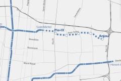 Coût du prolongement de la ligne bleue vers Anjou: la STM répond aux critiques
