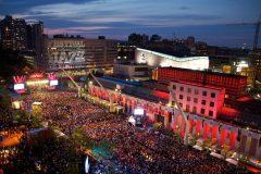 Le Quartier des spectacles demande la relance rapide des activités