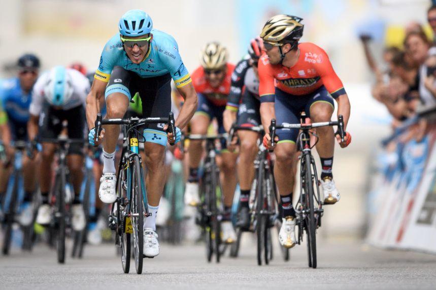 Tour de Romandie: Fraile gagne la 1re étape