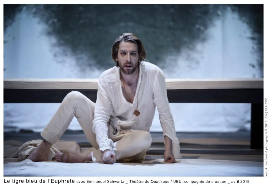 Cette semaine, Métro craque pour Le Tigre bleu de l'Euphrate, l'expo de Barti Kher, I Feel Pretty…