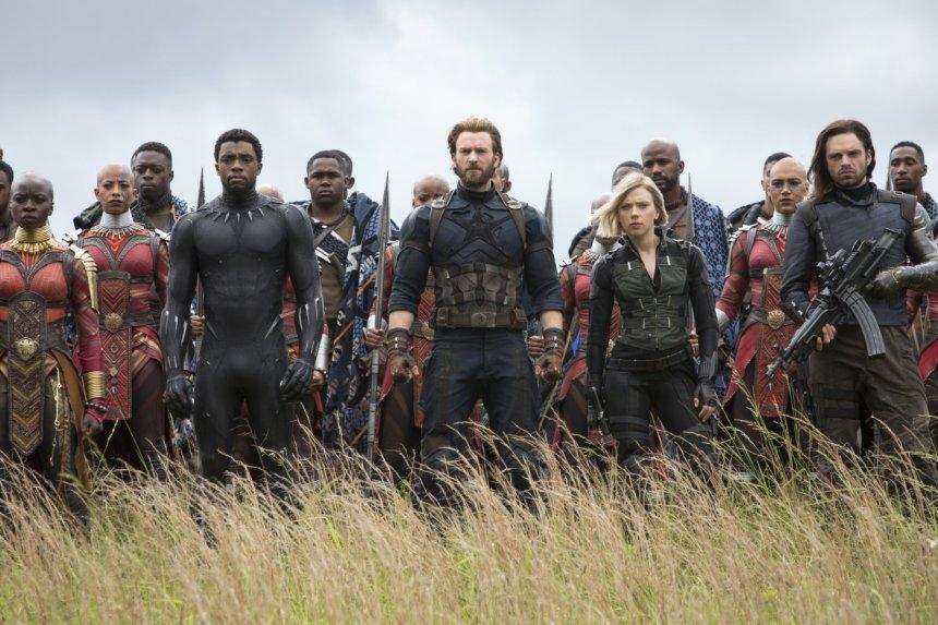«Avengers: Infinity War» explose les records à sa sortie