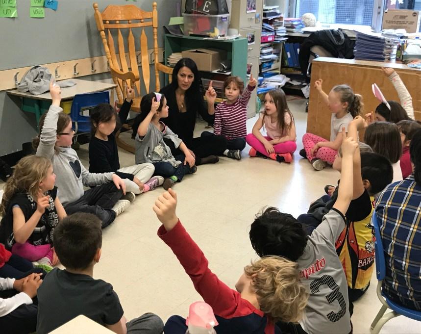 Des ateliers de philosophie dans les écoles de Montréal?