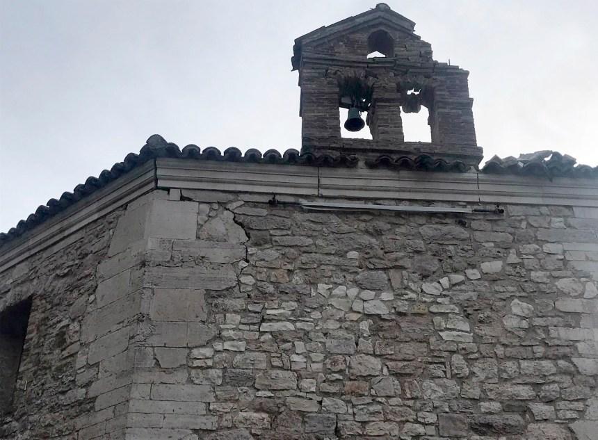 Un séisme secoue le centre de l'Italie