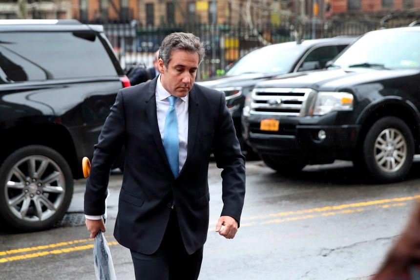 L'avocat de Donald Trump comparaît en cour après les perquisitions
