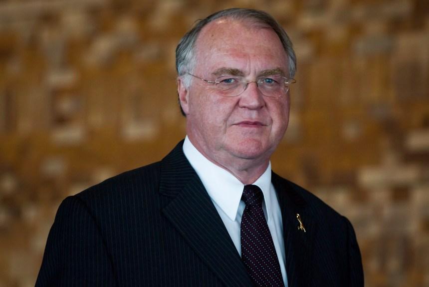 L'ex-ministre du Nouveau-Brunswick Keith Ashfield est mort