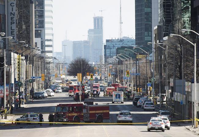 Attaque à Toronto: des témoins secoués