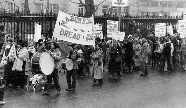 Mouvement des femmes: un «prisme communiste»