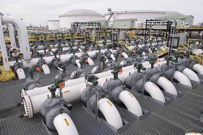 Trans Mountain déverse 4 800 litres de pétrole
